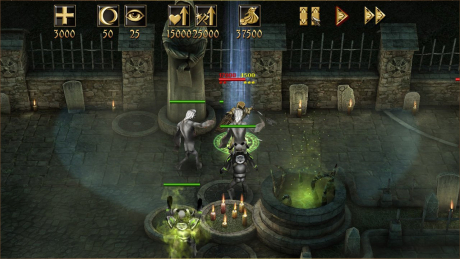 Two Worlds II: Castle Defense: Screen zum Spiel Two Worlds II: Castle Defense.