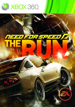Logo for Need for Speed: The Run