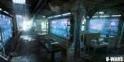 Underwater Wars: Konzept Art von Underwater Wars.