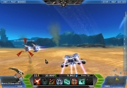Pirate Galaxy: Screenshot aus dem Sci-Fi MMO Browsergame