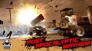 Post Apocalyptic Mayhem: Frische Screenshots zum Funracer und Endzeit-Rennspiel