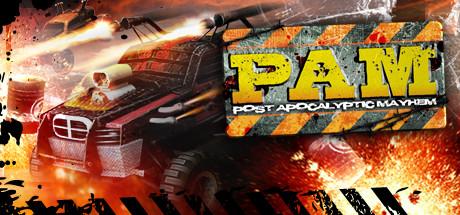 Logo for Post Apocalyptic Mayhem