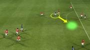 Pro Evolution Soccer 2012: Screenshot aus der Fußball-Simulation