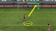 Pro Evolution Soccer 2012: Screenshot aus der Fußball-Simulation