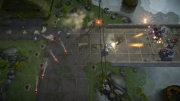 Gatling Gears: Screenshot aus dem Arcade-Shooter