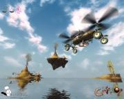 Cargo: The Quest for Gravity: Screen aus dem knuffligen Action-Adventure.