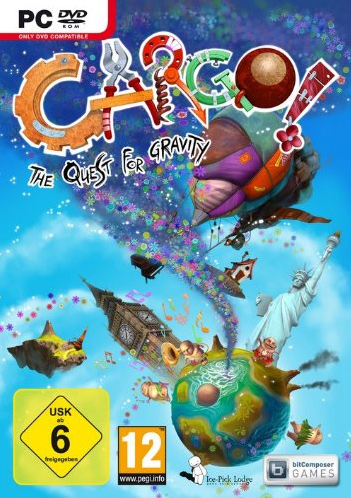 Logo for Cargo: The Quest for Gravity