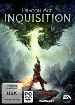 Logo for Dragon Age 3: Inquisition