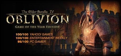 Logo for The Elder Scrolls IV: Oblivion