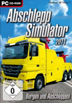 Abschlepp-Simulator 2011