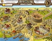 Remanum: Screenshot zeigt die Städteansicht