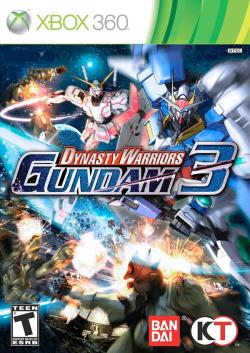 Logo for Dynasty Warriors: Gundam 3