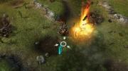 Steel Legions: Screen zum 3D Browser Spiel.