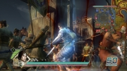 Dynasty Warriors 6: Screenshot aus dem Beat' em Up Titel Dynasty Warriors 6