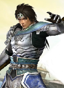 Logo for Dynasty Warriors 6