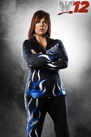 WWE 12: Screenshot zum Divas Pack