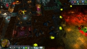 Dungeons: The Dark Lord: Screenshot zum Strategietitel