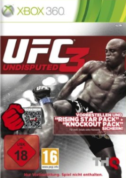 Logo for UFC Undisputed 3