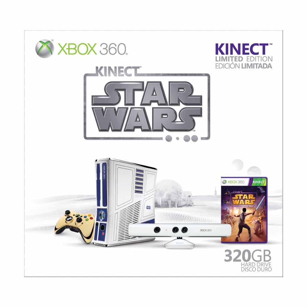 Kinect Star Wars: Screen zum angekündigten Kinect Star Wars Bundle