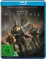 Halo 4: Halo: Nightfall