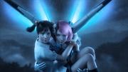 Tekken Hybrid: Screenshot aus dem TEKKEN HYBRID Bundle