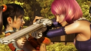 Tekken Hybrid: Screenshot aus dem Beat' em Up