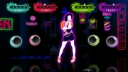 Just Dance 3: Screenshot aus dem Tanzspiel