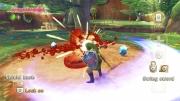 The Legend of Zelda: Skyward Sword: Screenshot aus dem Action-Adventure