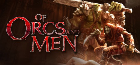 Logo for Of Orcs and Men