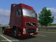 Euro Truck Simulator: Screenshot - Euro Truck Simulator