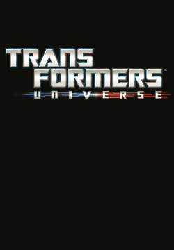 Logo for Transformers Universe