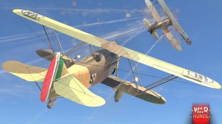 War Thunder - Content-Update 1.69 -Regia Aeronautica- fügt Italien als sechste spielbare Nation hinzu
