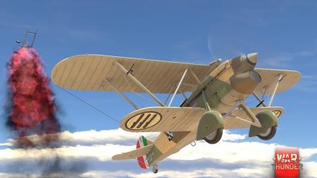 War Thunder: Content-Update 1.69 -Regia Aeronautica-