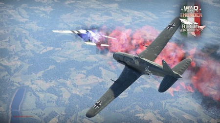 War Thunder - Italienische Luftwaffe jetzt für alle bespielbar