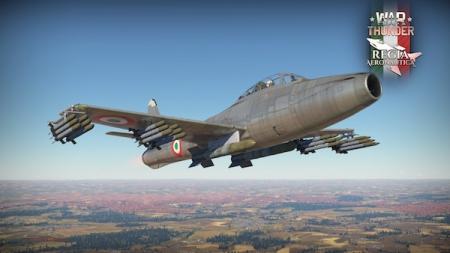 War Thunder: Italienische Luftwaffe