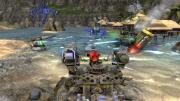 Iron Brigade: Screenshot aus dem Tower-Defense-Shooter von Tim Schafer