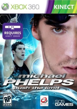 Logo for Michael Phelps: Push The Limit