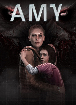 Logo for AMY