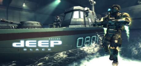 Logo for Deep Black Online