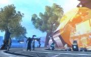 Bounty Hounds Online: Screenshot aus dem Sci-Fi MMOG