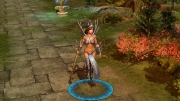 Rise of Immortals: Screen aus dem Online-Strategiespiels.