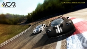 Auto Club Revolution: Rennstrecke Kolm�rden Test Circuit