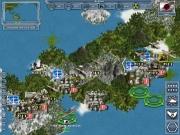 Storm over the Pacific: Screenshot aus dem Strategiespiel