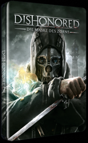 Dishonored: Die Maske des Zorns: Designer-Steelbooks zum Actionspiel