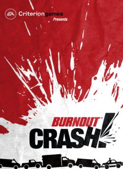 Logo for Burnout Crash!