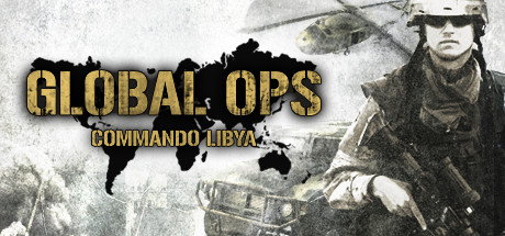 Logo for Global Ops: Commando Libya