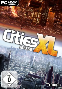 Logo for Cities XL 2012