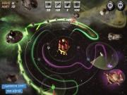 Unstoppable Gorg: Screenshot zum Space-Defense-Spiel