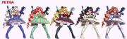 Arcana Heart 3: Screenshots zum DLC Farbenpaket