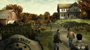 The Walking Dead: The Game: Screenshot aus der 2. Episode